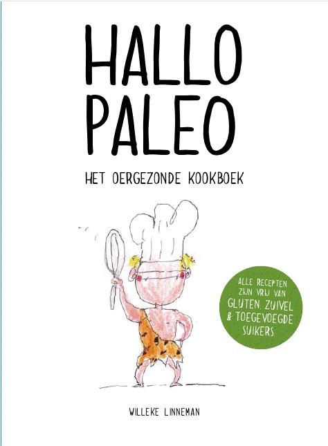 Bol.com Hallo Paleo Boek