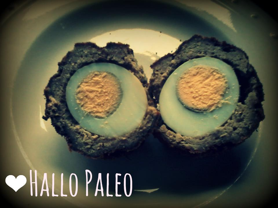 Paleo eierbal