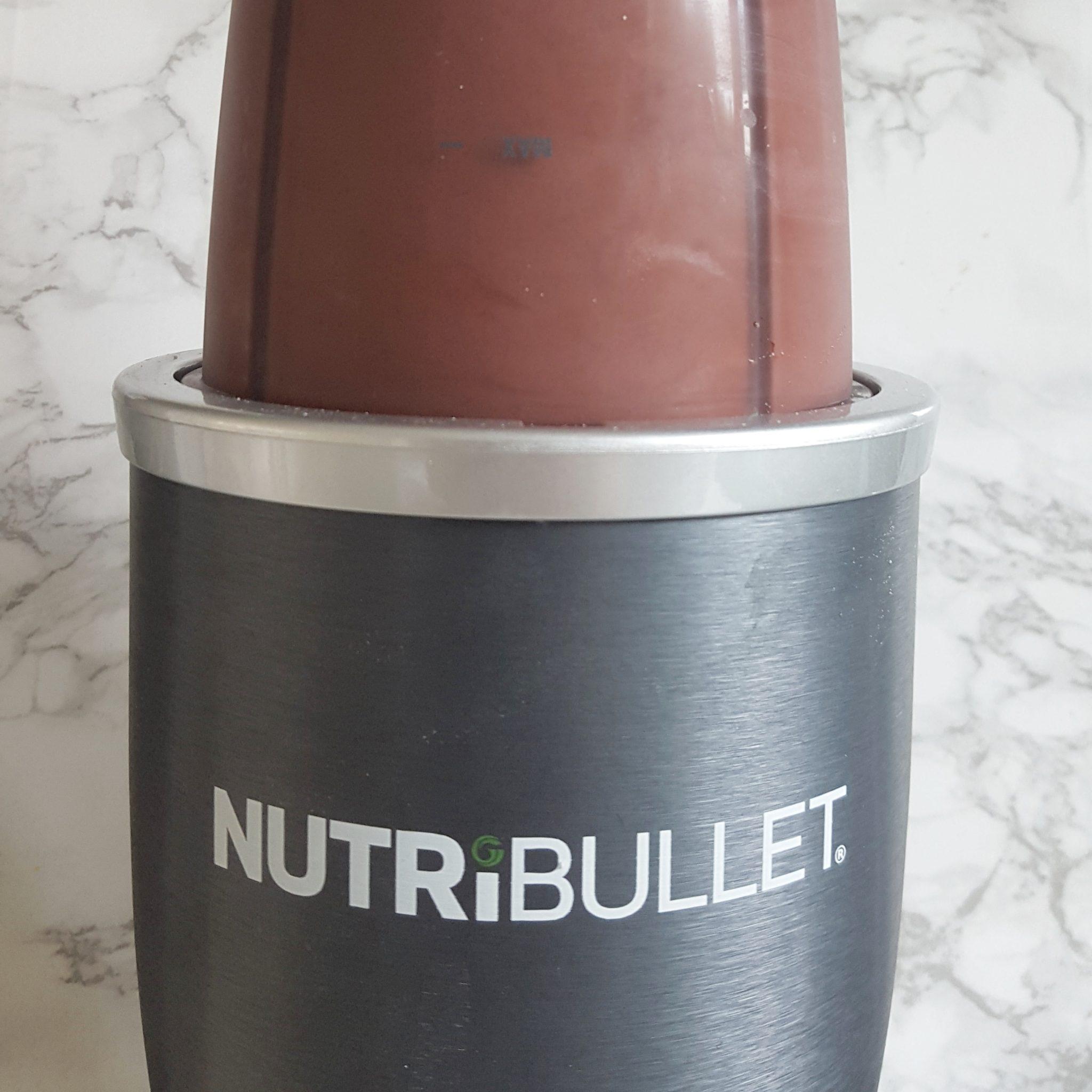 Een dag eten met de Nutribullet