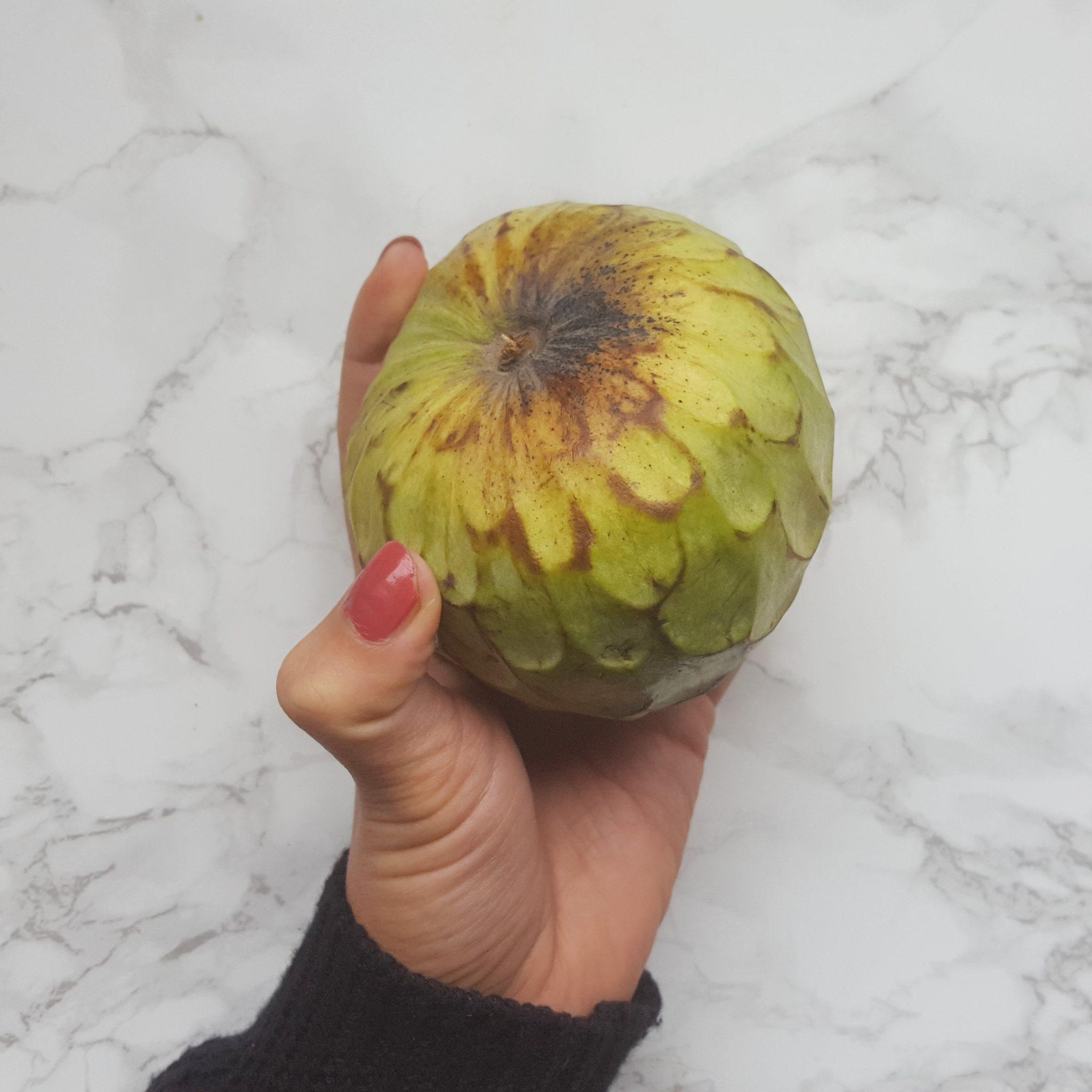 Fruitontdekking: Cherimoya