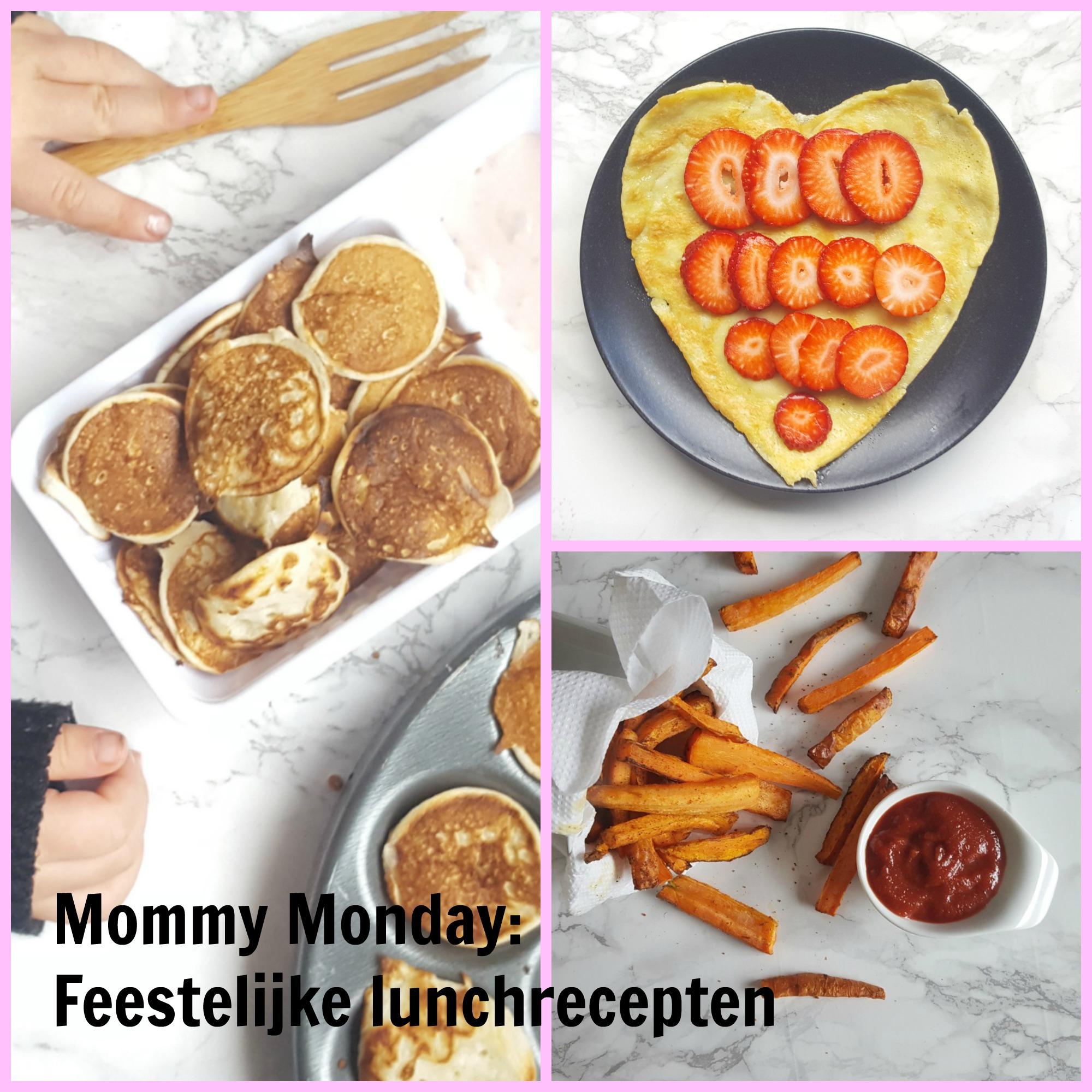 Mommy Monday: Maak een feestje van de lunch
