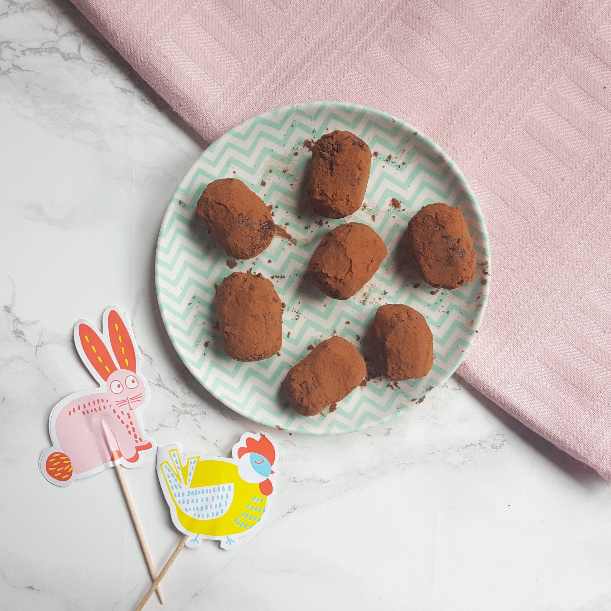 Recept: heerlijke paleo paaseitjes