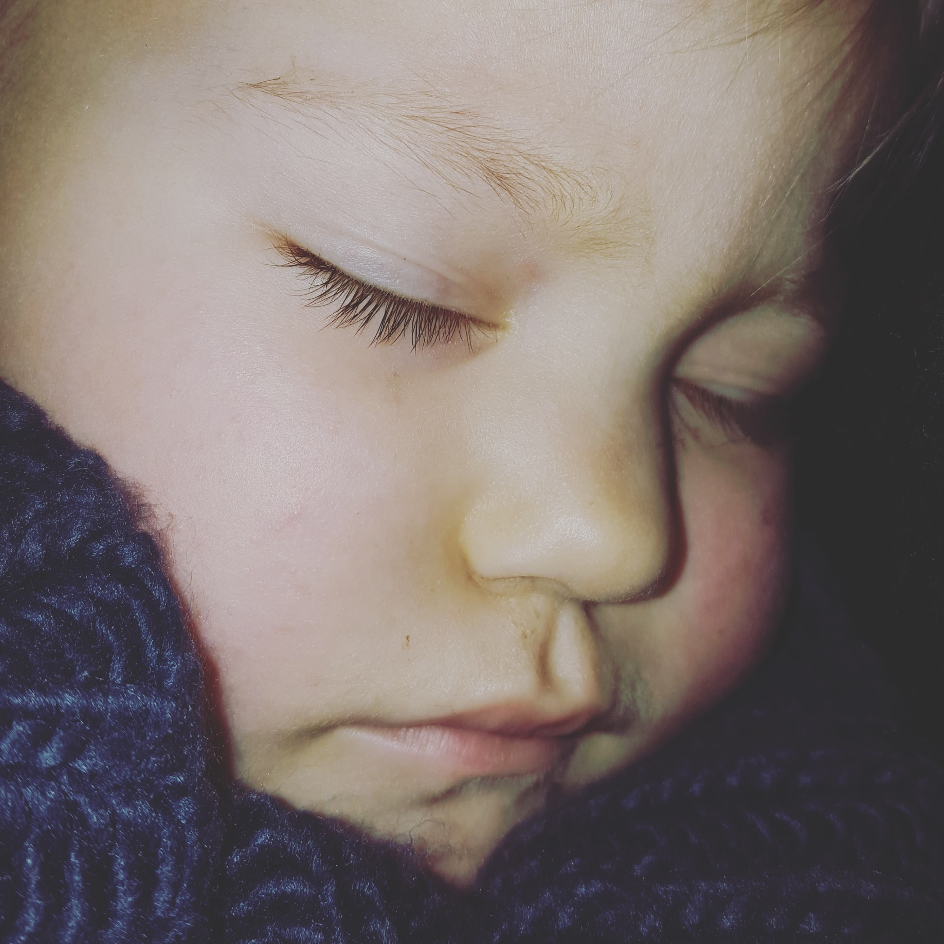 Mommy monday: Samen slapen