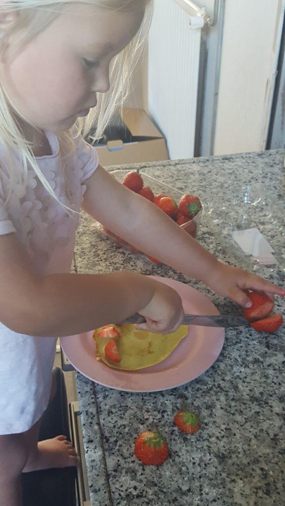 courgette pannenkoek