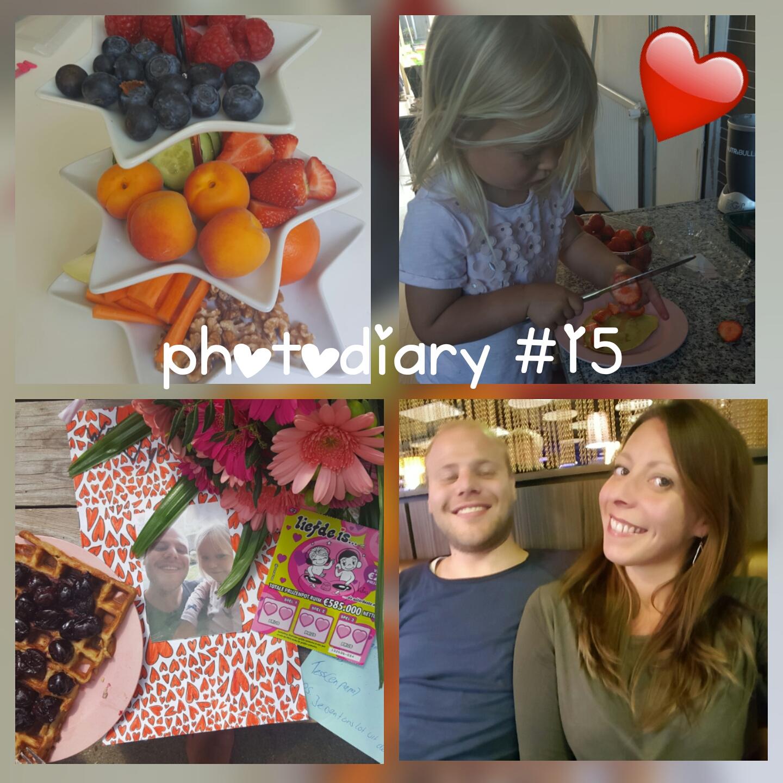 Photodiary #15 kinderboerderij, uit eten & moederdag