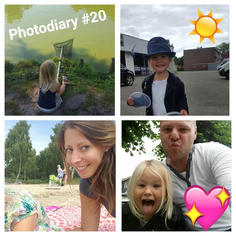 Photodiary #20 Rietplas, vissen & ons nieuwe favoriete poepboek