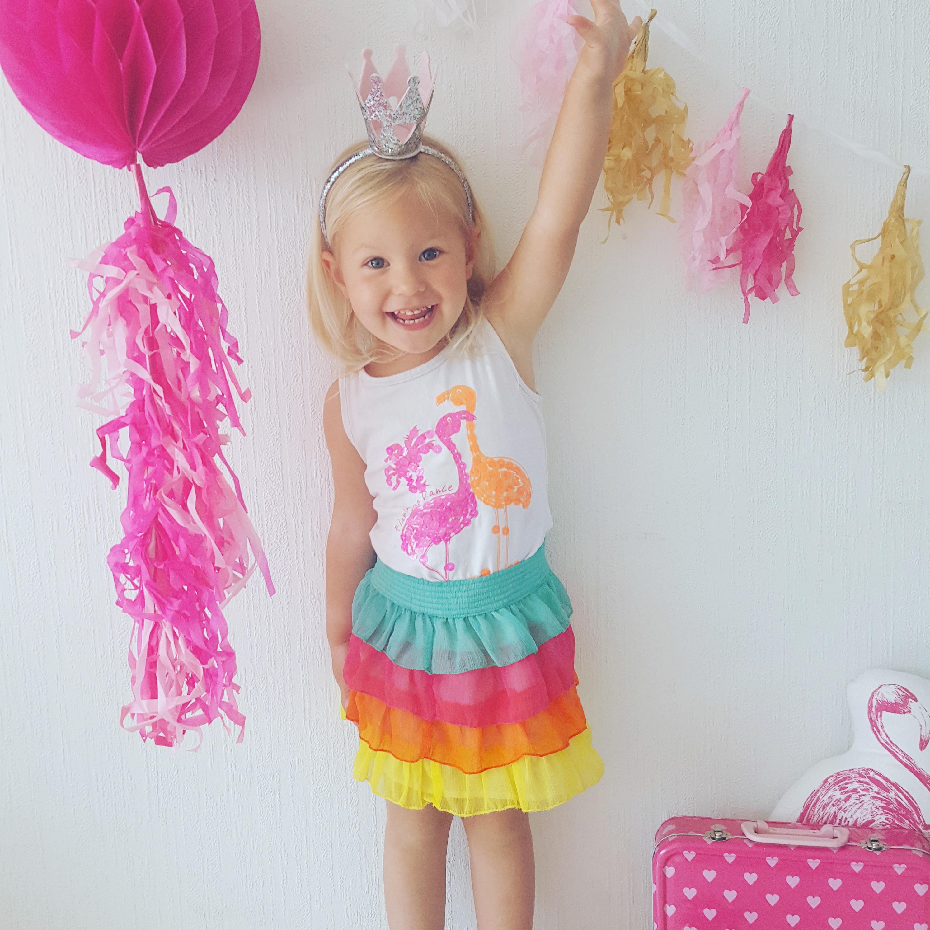 Mommy monday: Tess haar paleo verjaardagstaart