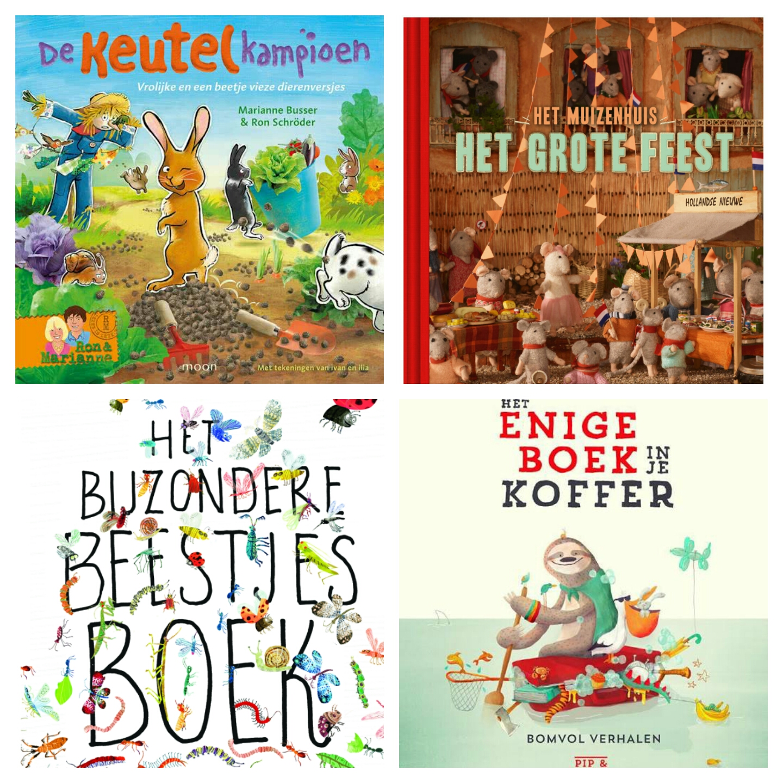 Mommy Monday: onze favoriete kinderboeken
