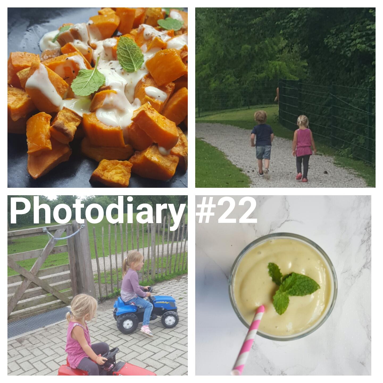 Photodiary #22 zwemmen, kinderboerderij & feestjes