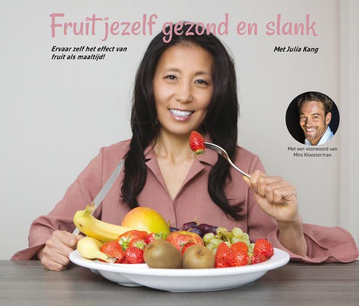 Review: Fruit jezelf gezond en slank – Julia Kang
