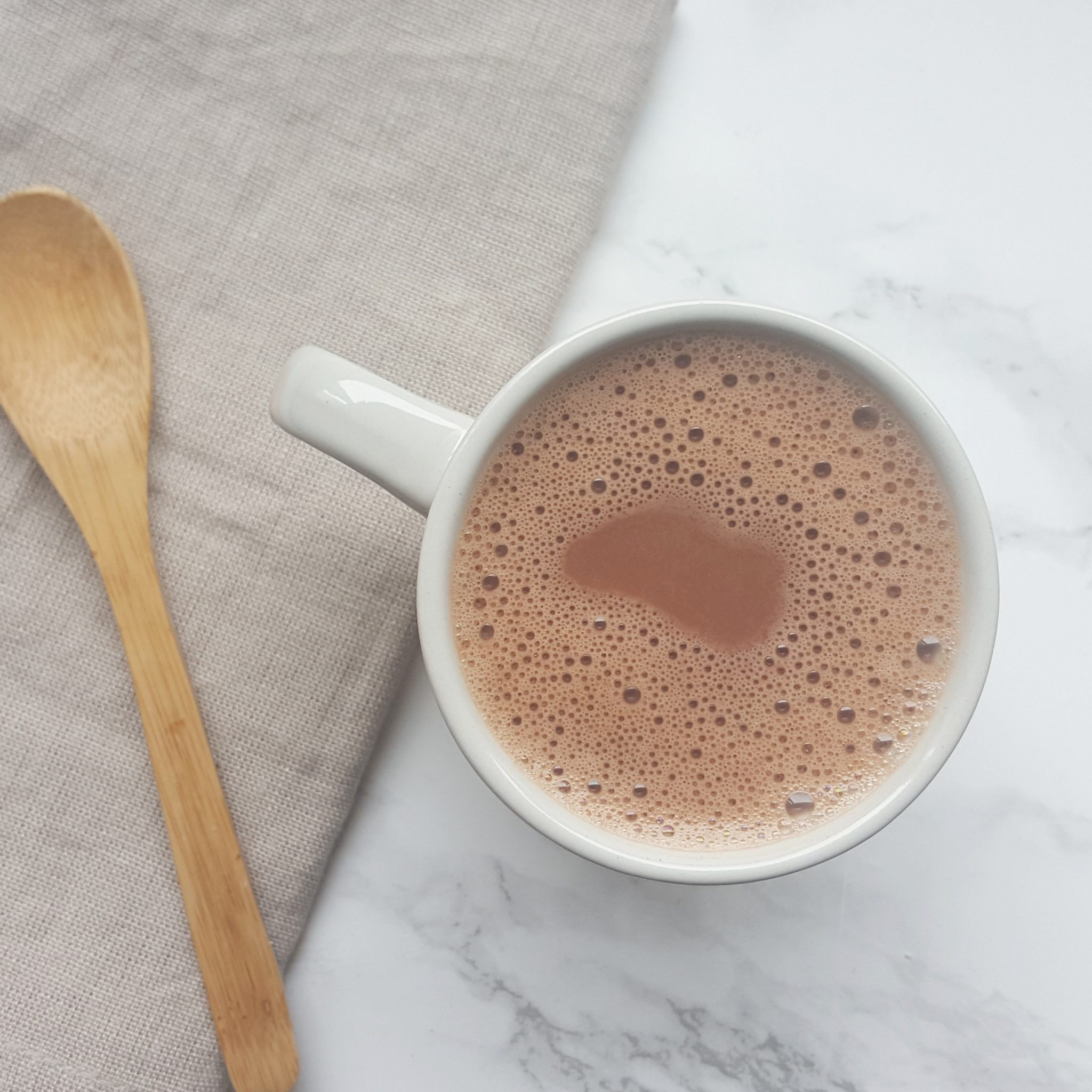 Recept: Paleo warme chocolademelk