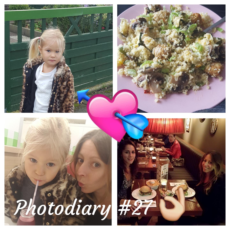 Photodiary #27 Een gezellig weekje