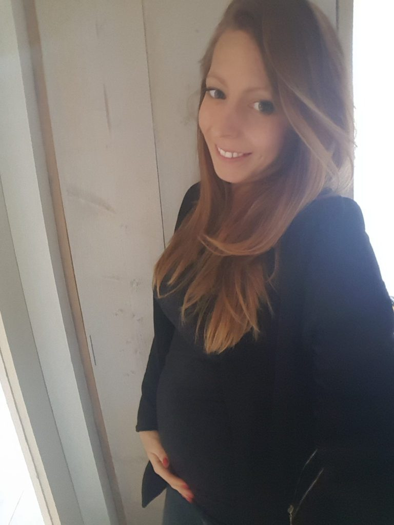 28 weken zwanger