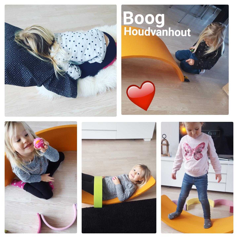 Mommy Monday: cadeautip Boog van houd van hout